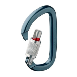 karabína Petzl Am´D screw lock