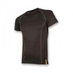 tričko Sensor Merino Wool Active 170 pánske krátky rukáv
