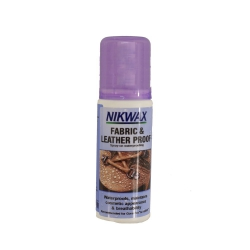 Nikwax Fabric & Leather Spray On 125 ml