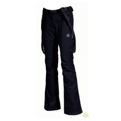 nohavice Zajo Icon v2 Snow Lady Pants Black