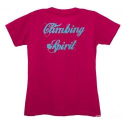 tričko Sir Joseph T-Shirt Lady fuchsia