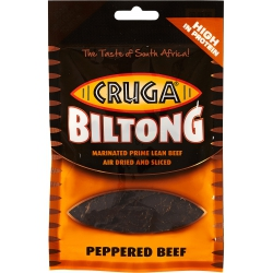 Cruga Biltong PEPPERED