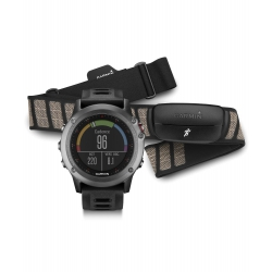 Garmin fénix 3, Grey Performer Bundle
