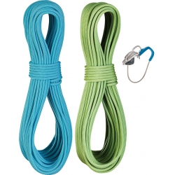 laná Edelrid Flycatcher 6.9 mm 60 m + Micro JUL