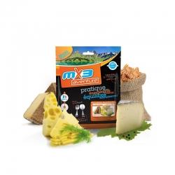 mX3  Cheeses Pasta - cestoviny s 3 druhmi syra