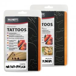 záplaty McNett Tenacious Tattoos Wildlife