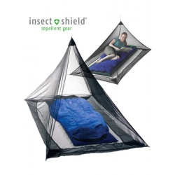 Sea to Summit Mosquito Net Single Permethrin