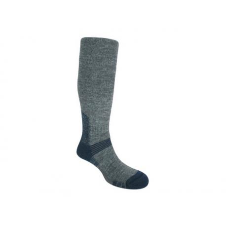 ponožky Bridgedale WoolFusion Summit Knee grey/blue