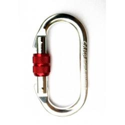 karabína Camp Steel Oval screw gate