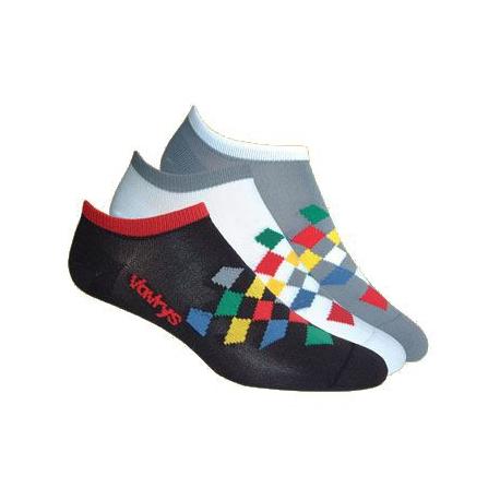ponožky VAVRYS Low Cut 3-pack
