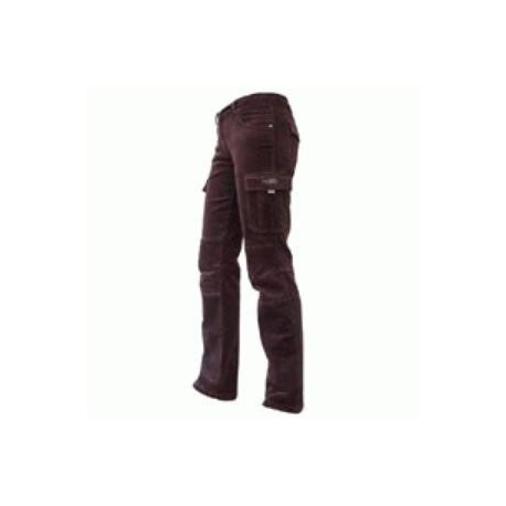 nohavice Zajo Panter Corduroy Lady Pants Mud