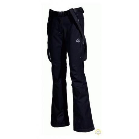 nohavice Zajo Icon v2 Snow Lady Pants Black