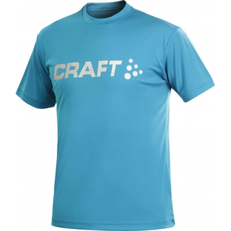 tričko Craft Active Run Logo Tee-M XXL