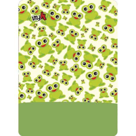 Multifunkčná šatka 4Fun Frog Kid Green