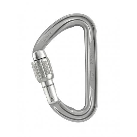 karabína Petzl Spirit screw-lock