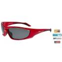 okuliare Goggle E129-4P červené