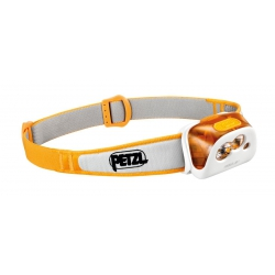 čelovka Petzl TIKKA XP orange