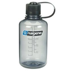 fľaša Nalgene Narrow Mouth 500 ml grey