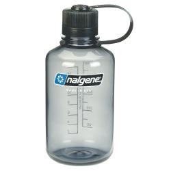 fľaša Nalgene Narrow Mouth 500 ml grey