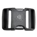 spona Deuter QR Buckle 30 mm Dual Stealth