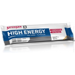 Sponser High Energy Bar salty nuts