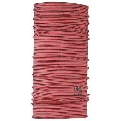 šatka Buff Coral Stripes
