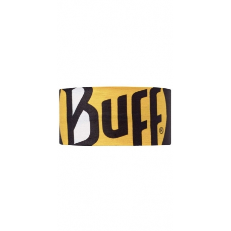 Buff Ultimate Logo Black