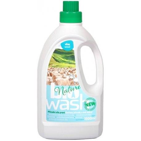 Bio Wash prací gel VLNA 1500 ml
