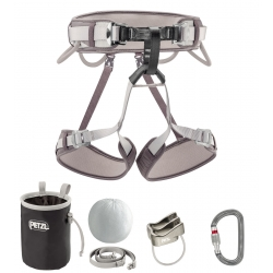 set Petzl Corax Kit