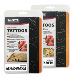 záplaty McNett Tenacious Tattoos Camper