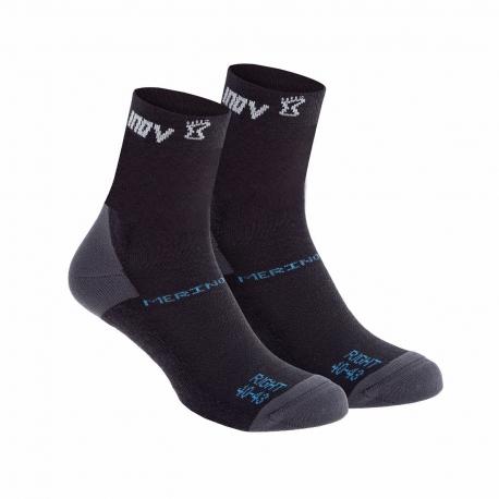 ponožky Inov-8 Merino Sock high 2 pack