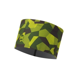 čelenka Buff Block Camo green