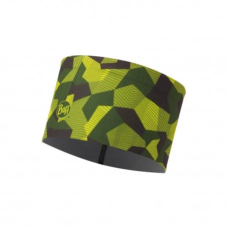 čelenka Buff Block Camo green