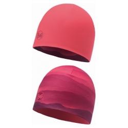 čiapka Buff Soft Hills - Pink Fluor