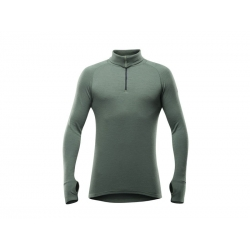 Devold Expedition Man Zip Neck forest