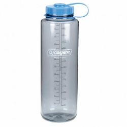 fľaša Nalgene Wide Mouth 1500 grey
