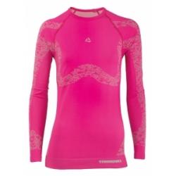 tričko Termovel Seam Two DLR W ružová
