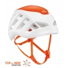 prilba Petzl Sirocco white/orange