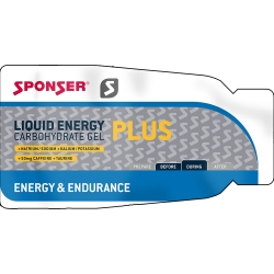 Sponser Liquid Energy PLUS 35 g