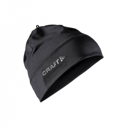 čiapka Craft Repeat black