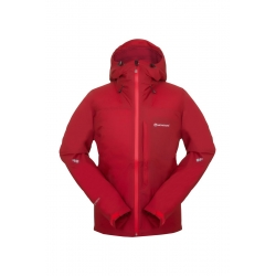 bunda Montane Minimus Jacket red