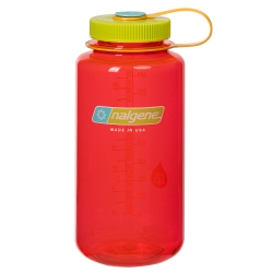 fľaša Nalgene Wide Mouth 1000 ml pomegranate