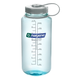 fľaša Nalgene Wide Mouth 1000 ml seafoam