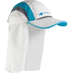 šiltovka RaidLight Sahara Cap white/electric blue
