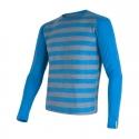 tričko Sensor Merino Active pánske dlhý rukáv