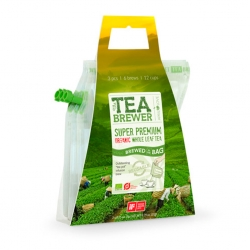 čaj Grower's Cup Organic Tea 3-pack