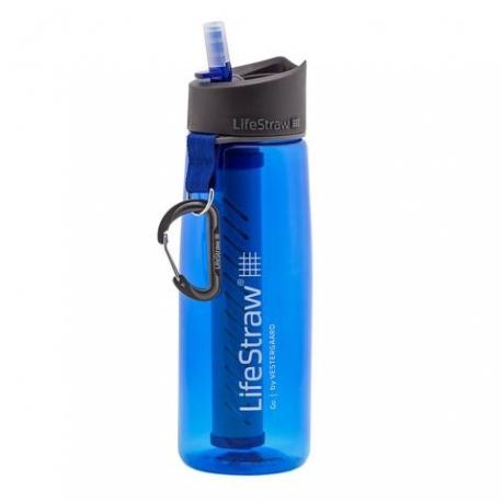 fľaša s filtrom LifeStraw GO 2 Stage